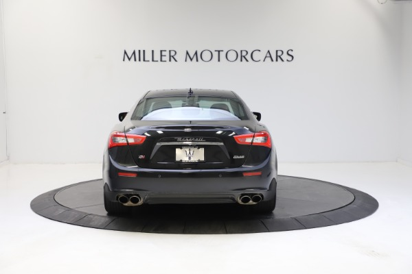 Used 2014 Maserati Ghibli S Q4 for sale Call for price at Alfa Romeo of Greenwich in Greenwich CT 06830 6