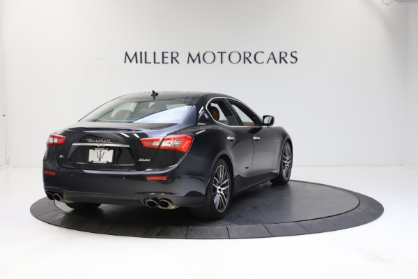 Used 2014 Maserati Ghibli S Q4 for sale Call for price at Alfa Romeo of Greenwich in Greenwich CT 06830 7