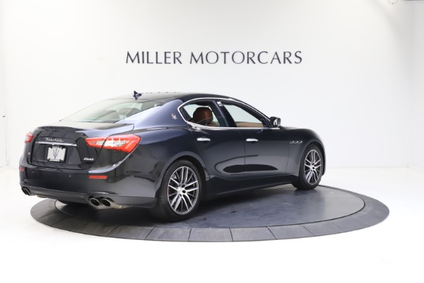 Used 2014 Maserati Ghibli S Q4 for sale Call for price at Alfa Romeo of Greenwich in Greenwich CT 06830 8