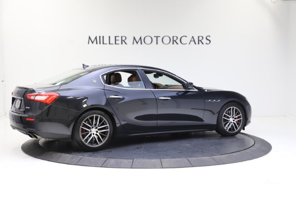 Used 2014 Maserati Ghibli S Q4 for sale Call for price at Alfa Romeo of Greenwich in Greenwich CT 06830 9