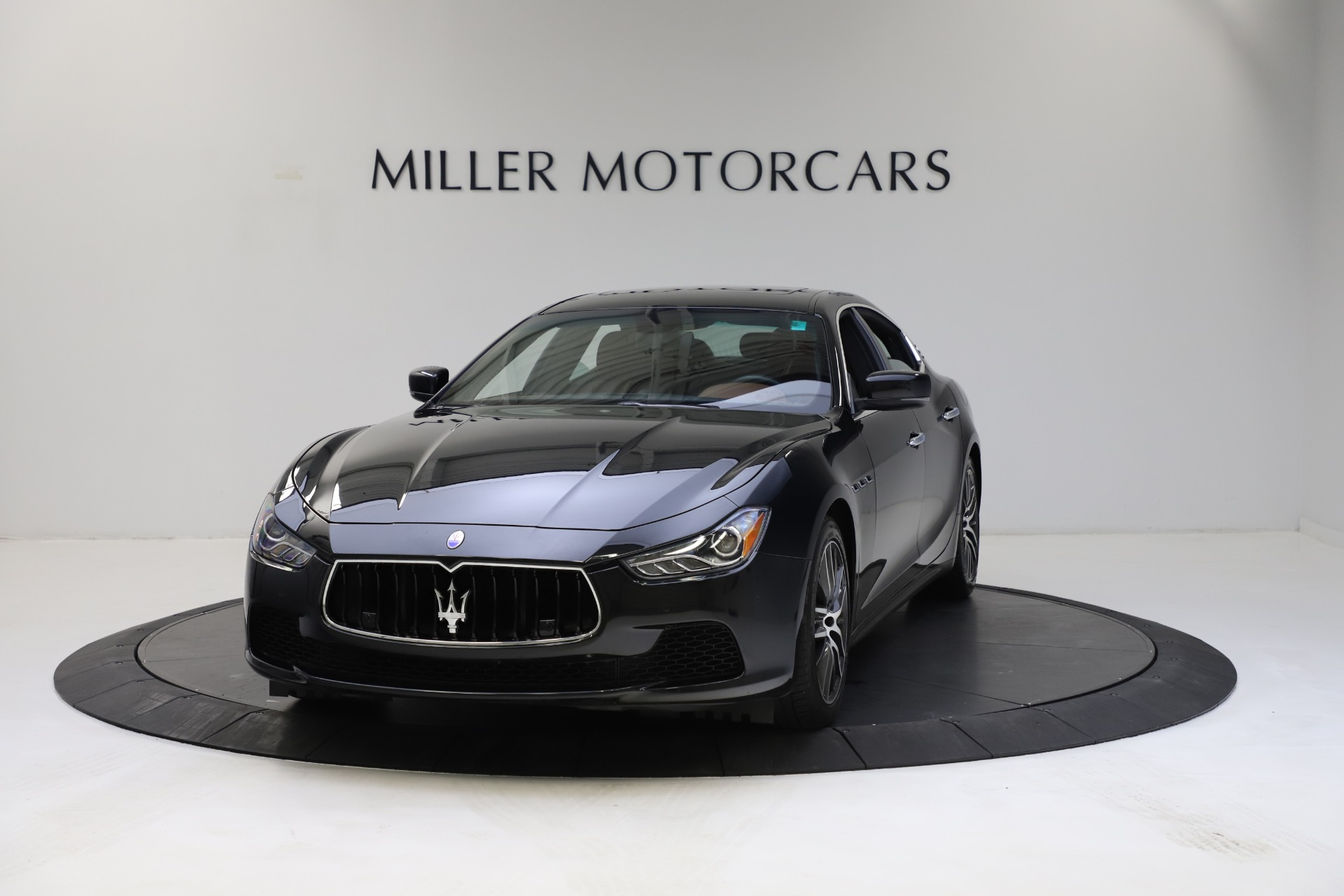 Used 2014 Maserati Ghibli S Q4 for sale Call for price at Alfa Romeo of Greenwich in Greenwich CT 06830 1