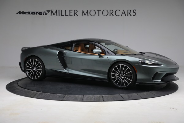 Used 2021 McLaren GT LUXE for sale Call for price at Alfa Romeo of Greenwich in Greenwich CT 06830 10