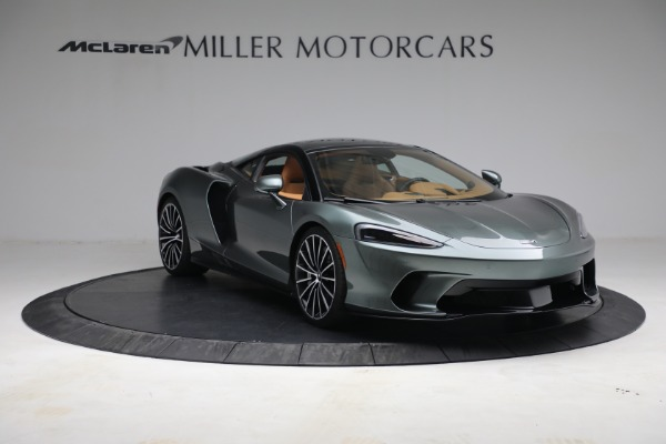 Used 2021 McLaren GT LUXE for sale Call for price at Alfa Romeo of Greenwich in Greenwich CT 06830 11