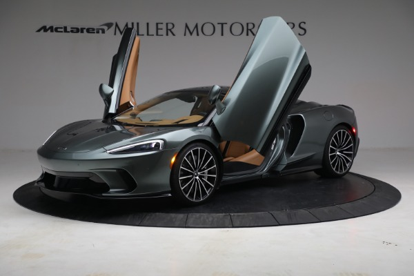 Used 2021 McLaren GT LUXE for sale Call for price at Alfa Romeo of Greenwich in Greenwich CT 06830 14
