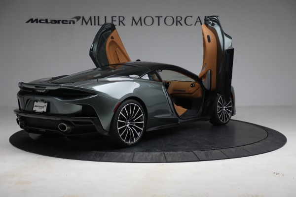 Used 2021 McLaren GT LUXE for sale Call for price at Alfa Romeo of Greenwich in Greenwich CT 06830 18