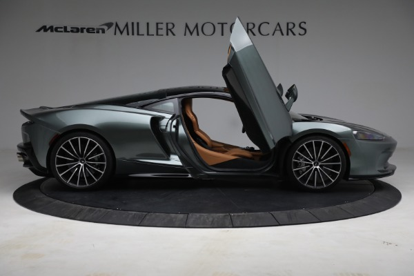 Used 2021 McLaren GT LUXE for sale Call for price at Alfa Romeo of Greenwich in Greenwich CT 06830 19