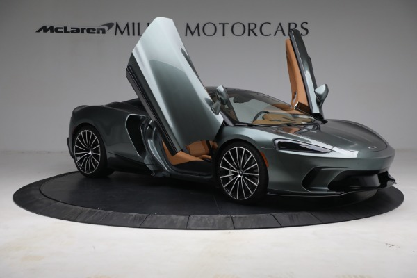 Used 2021 McLaren GT LUXE for sale Call for price at Alfa Romeo of Greenwich in Greenwich CT 06830 20