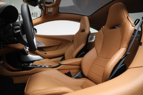 Used 2021 McLaren GT LUXE for sale Call for price at Alfa Romeo of Greenwich in Greenwich CT 06830 21