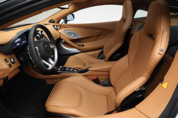 Used 2021 McLaren GT LUXE for sale Call for price at Alfa Romeo of Greenwich in Greenwich CT 06830 22