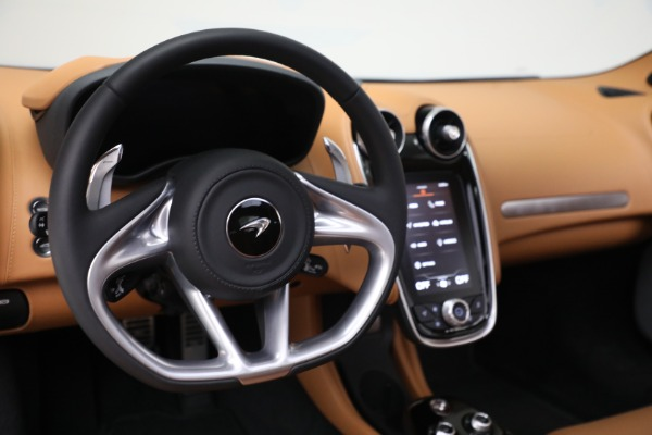 Used 2021 McLaren GT LUXE for sale Call for price at Alfa Romeo of Greenwich in Greenwich CT 06830 24