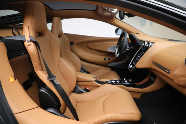 Used 2021 McLaren GT LUXE for sale Call for price at Alfa Romeo of Greenwich in Greenwich CT 06830 26