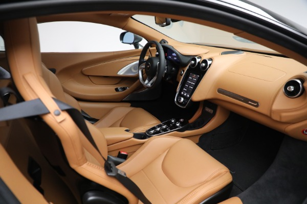 Used 2021 McLaren GT LUXE for sale Call for price at Alfa Romeo of Greenwich in Greenwich CT 06830 27