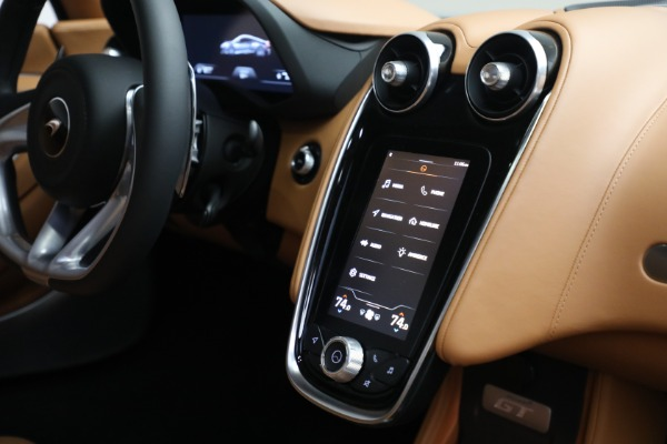 Used 2021 McLaren GT LUXE for sale Call for price at Alfa Romeo of Greenwich in Greenwich CT 06830 28