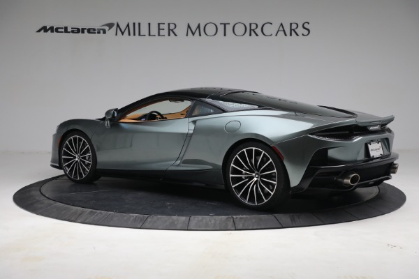 Used 2021 McLaren GT LUXE for sale Call for price at Alfa Romeo of Greenwich in Greenwich CT 06830 4