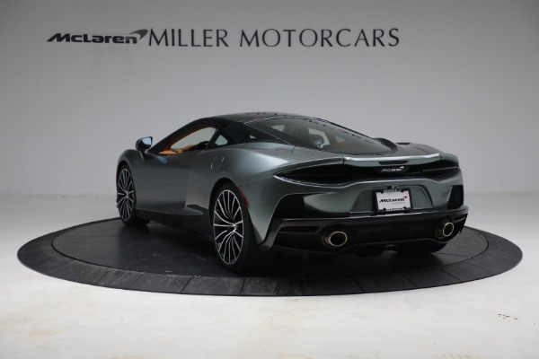 New 2021 McLaren GT LUXE for sale $214,005 at Alfa Romeo of Greenwich in Greenwich CT 06830 5