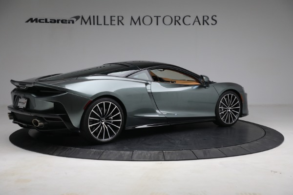 Used 2021 McLaren GT LUXE for sale Call for price at Alfa Romeo of Greenwich in Greenwich CT 06830 8