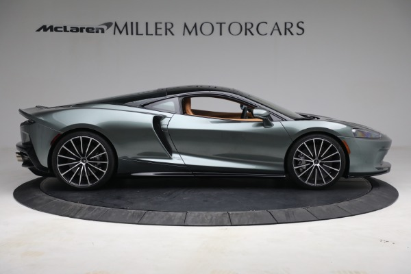 Used 2021 McLaren GT LUXE for sale Call for price at Alfa Romeo of Greenwich in Greenwich CT 06830 9