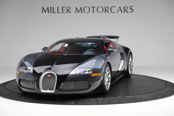 Used 2008 Bugatti Veyron 16.4 for sale Call for price at Alfa Romeo of Greenwich in Greenwich CT 06830 2