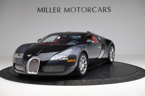 Used 2008 Bugatti Veyron 16.4 for sale Call for price at Alfa Romeo of Greenwich in Greenwich CT 06830 26