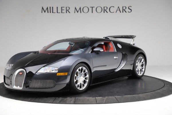 Used 2008 Bugatti Veyron 16.4 for sale Call for price at Alfa Romeo of Greenwich in Greenwich CT 06830 1