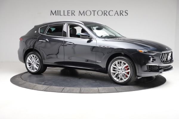 New 2021 Maserati Levante S Q4 GranLusso for sale $100,949 at Alfa Romeo of Greenwich in Greenwich CT 06830 10