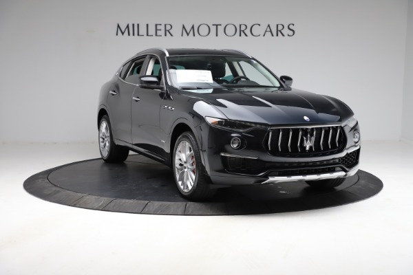 New 2021 Maserati Levante S Q4 GranLusso for sale $100,949 at Alfa Romeo of Greenwich in Greenwich CT 06830 11