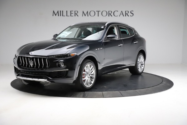 New 2021 Maserati Levante S Q4 GranLusso for sale $100,949 at Alfa Romeo of Greenwich in Greenwich CT 06830 2