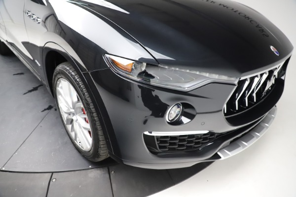 New 2021 Maserati Levante S Q4 GranLusso for sale $100,949 at Alfa Romeo of Greenwich in Greenwich CT 06830 24