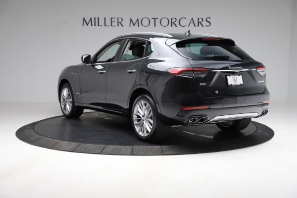 New 2021 Maserati Levante S Q4 GranLusso for sale $100,949 at Alfa Romeo of Greenwich in Greenwich CT 06830 5