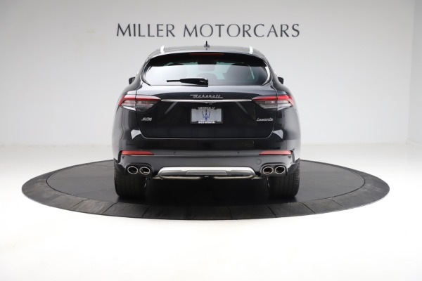 New 2021 Maserati Levante S Q4 GranLusso for sale $100,949 at Alfa Romeo of Greenwich in Greenwich CT 06830 6