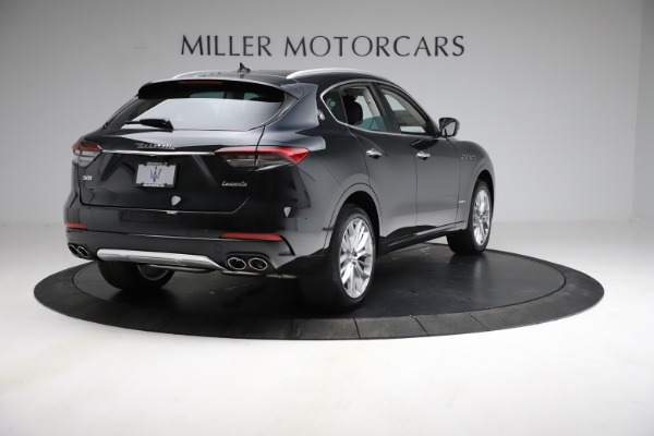 New 2021 Maserati Levante S Q4 GranLusso for sale $100,949 at Alfa Romeo of Greenwich in Greenwich CT 06830 7