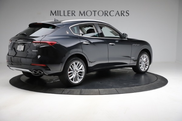 New 2021 Maserati Levante S Q4 GranLusso for sale $100,949 at Alfa Romeo of Greenwich in Greenwich CT 06830 8