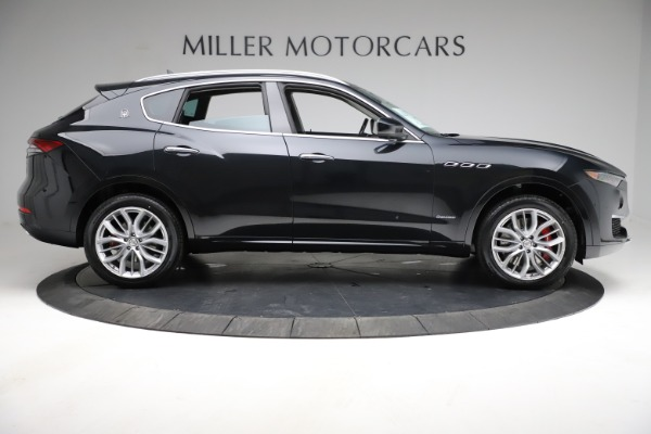 New 2021 Maserati Levante S Q4 GranLusso for sale $100,949 at Alfa Romeo of Greenwich in Greenwich CT 06830 9