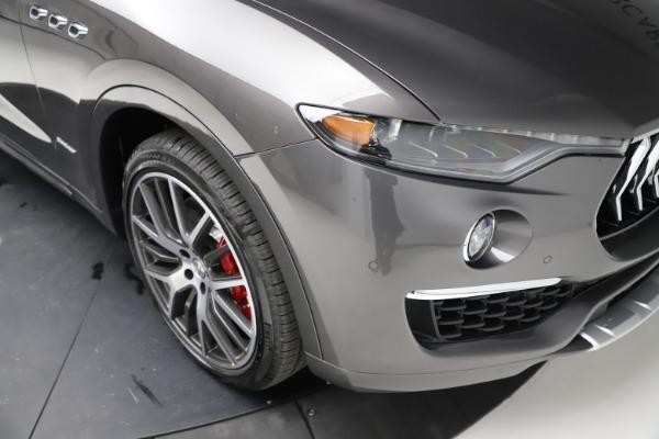 New 2021 Maserati Levante S Q4 GranLusso for sale $105,549 at Alfa Romeo of Greenwich in Greenwich CT 06830 25