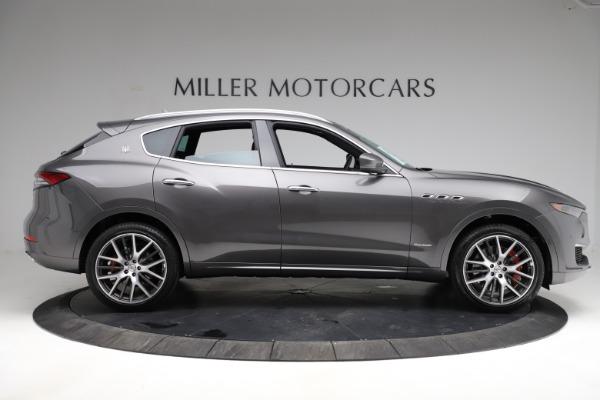 New 2021 Maserati Levante S Q4 GranLusso for sale $105,549 at Alfa Romeo of Greenwich in Greenwich CT 06830 9