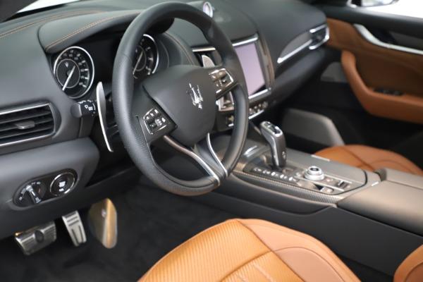 New 2021 Maserati Levante S Q4 GranSport for sale $114,485 at Alfa Romeo of Greenwich in Greenwich CT 06830 13