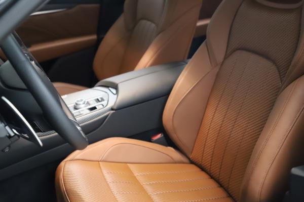 New 2021 Maserati Levante S Q4 GranSport for sale $114,485 at Alfa Romeo of Greenwich in Greenwich CT 06830 15