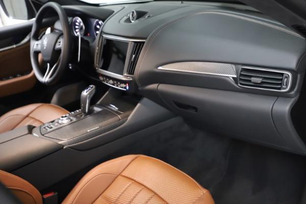 New 2021 Maserati Levante S Q4 GranSport for sale $114,485 at Alfa Romeo of Greenwich in Greenwich CT 06830 18