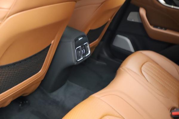 New 2021 Maserati Levante S Q4 GranSport for sale $114,485 at Alfa Romeo of Greenwich in Greenwich CT 06830 20