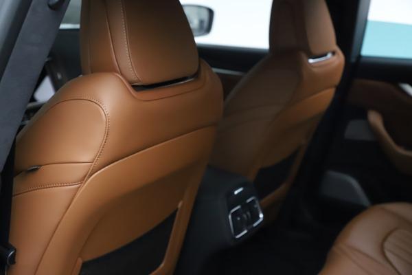 New 2021 Maserati Levante S Q4 GranSport for sale $114,485 at Alfa Romeo of Greenwich in Greenwich CT 06830 23