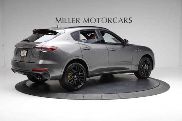 New 2021 Maserati Levante S Q4 GranSport for sale $114,485 at Alfa Romeo of Greenwich in Greenwich CT 06830 8