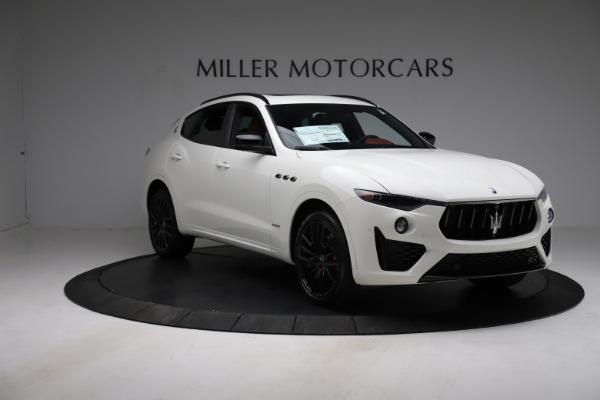 New 2021 Maserati Levante Q4 GranSport for sale $96,235 at Alfa Romeo of Greenwich in Greenwich CT 06830 10