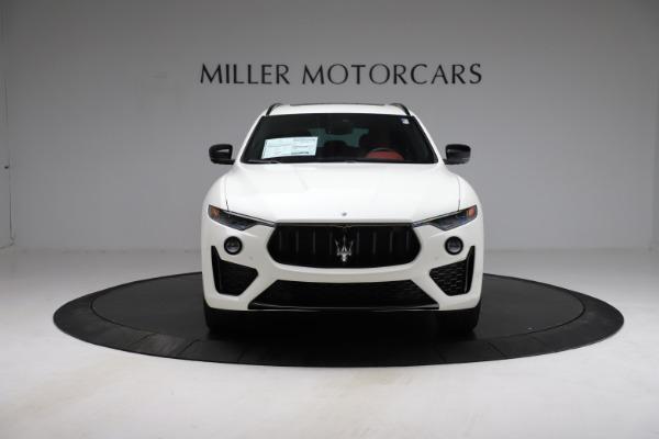 New 2021 Maserati Levante Q4 GranSport for sale $96,235 at Alfa Romeo of Greenwich in Greenwich CT 06830 11