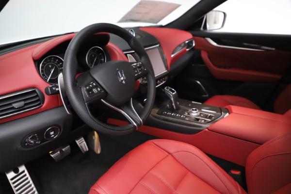 New 2021 Maserati Levante Q4 GranSport for sale $96,235 at Alfa Romeo of Greenwich in Greenwich CT 06830 12