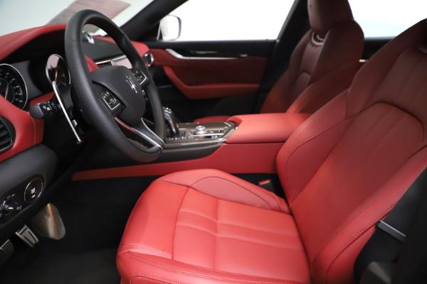 New 2021 Maserati Levante Q4 GranSport for sale $96,235 at Alfa Romeo of Greenwich in Greenwich CT 06830 13