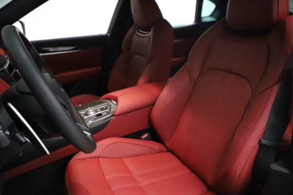 New 2021 Maserati Levante Q4 GranSport for sale $96,235 at Alfa Romeo of Greenwich in Greenwich CT 06830 14