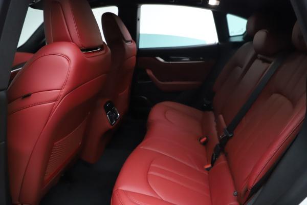 New 2021 Maserati Levante Q4 GranSport for sale $96,235 at Alfa Romeo of Greenwich in Greenwich CT 06830 18