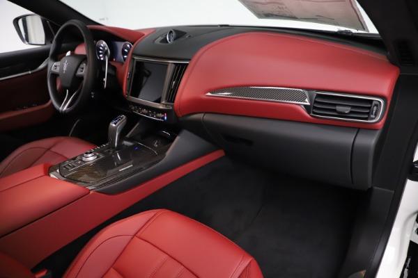 New 2021 Maserati Levante Q4 GranSport for sale $96,235 at Alfa Romeo of Greenwich in Greenwich CT 06830 20
