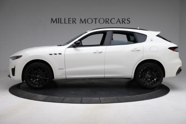 New 2021 Maserati Levante Q4 GranSport for sale $96,235 at Alfa Romeo of Greenwich in Greenwich CT 06830 3