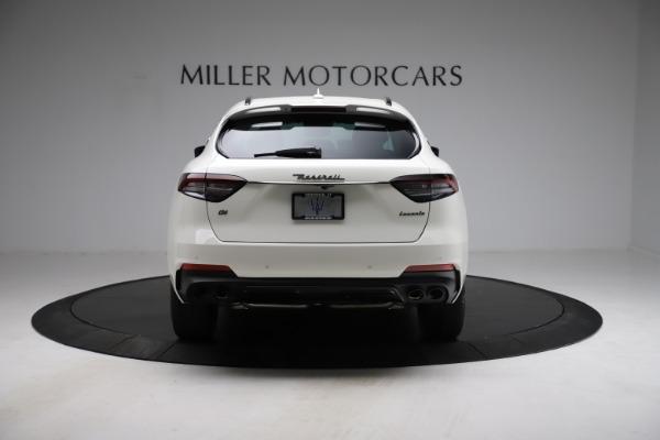 New 2021 Maserati Levante Q4 GranSport for sale $96,235 at Alfa Romeo of Greenwich in Greenwich CT 06830 5